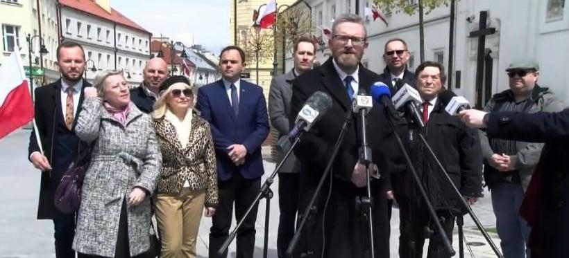 Grzegorz Braun: Gdzie się podziała Paniaga? Władza skasowała (VIDEO)