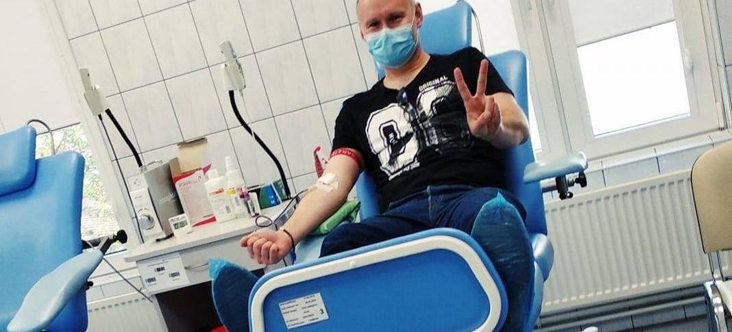 Oddaj z nami krew na WOŚP!