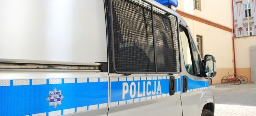 Policja zatrzymała podejrzanych o rozbój