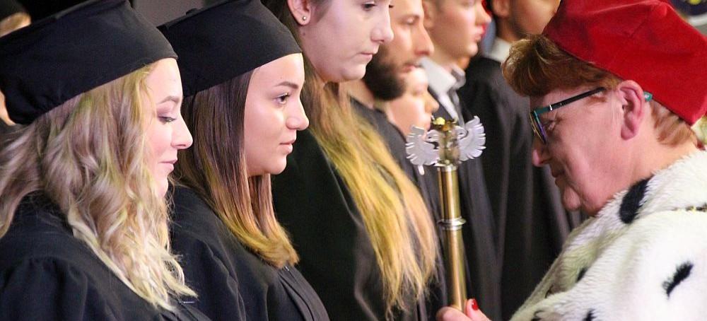 SANOK: Uroczysta inauguracja roku akademickiego (ZDJĘCIA)
