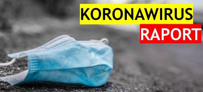COVID-19. Prawie 8 tys. zakażeń w Polsce. Najmniej na Podkarpaciu