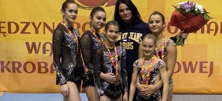 Akrobatki z Rzeszowa mogą pojechać na mistrzostwa świata! Potrzebne wsparcie!
