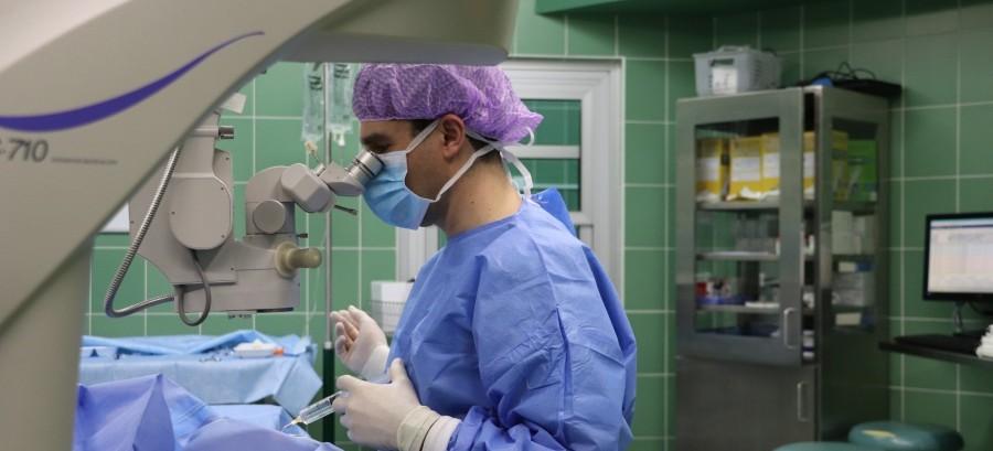 W mieleckim szpitalu operacje zaćmy bez limitu!