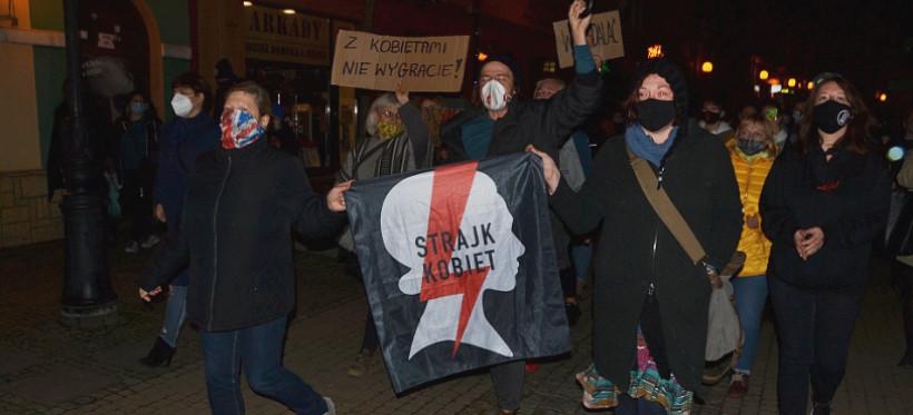 RZESZÓW: Opublikowano uzasadnienie wyroku ws. aborcji. W czwartek w Rzeszowie strajk kobiet!