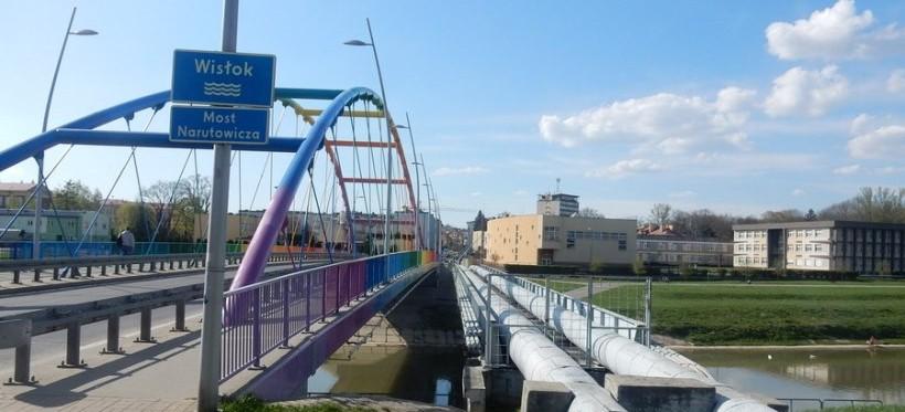 RZESZÓW: Powstanie kładka przy moście Narutowicza