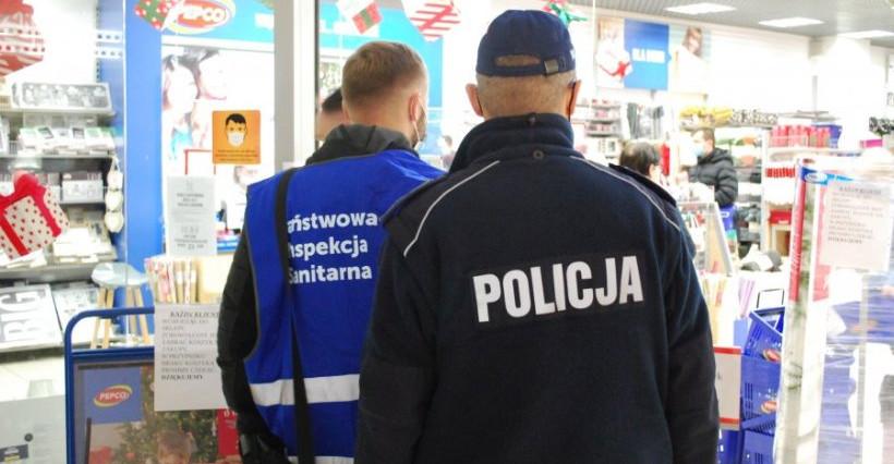Rzeszowscy policjanci rozpoczęli kontrole w galeriach! (ZDJĘCIA)