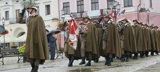 Krośnieńskie obchody Święta Wojska Polskiego i 98. rocznicy Bitwy Warszawskiej (ZDJĘCIA)
