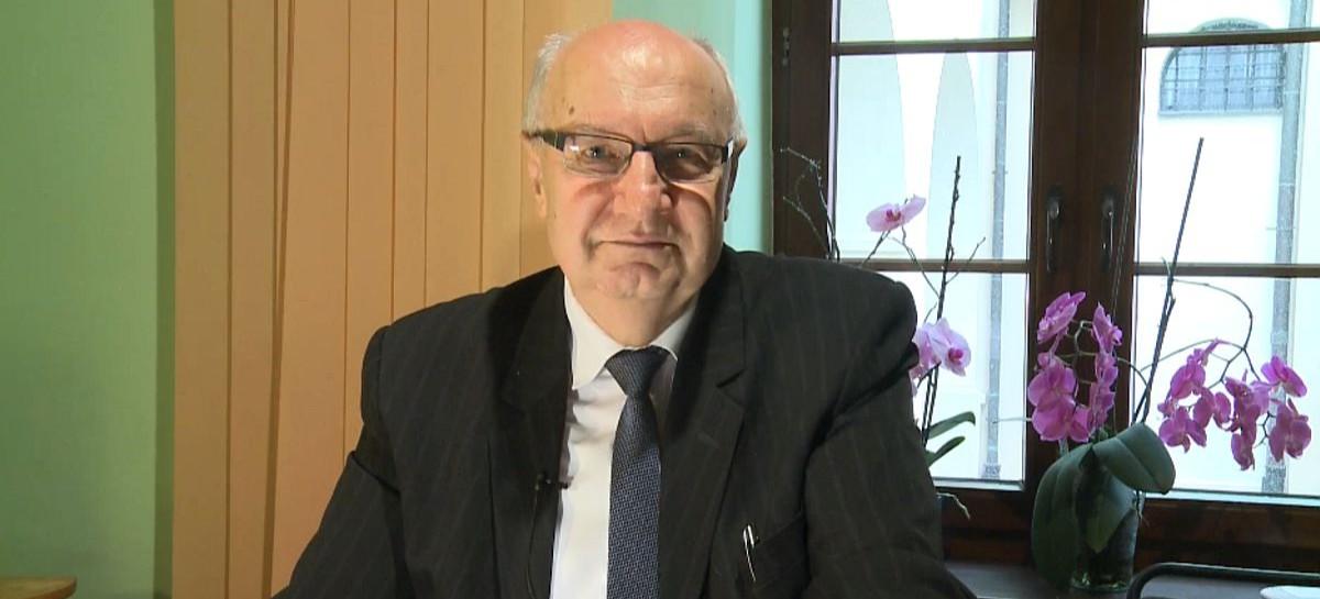 Szymon Stapiński kandydat na urząd Burmistrza Brzozowa z poparciem Zdzisława Szmyda (VIDEO)