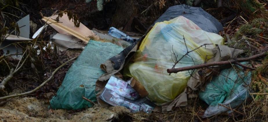 BRZOZÓW: Wysypisko nieczynne, ale śmieci przybywa. Zapowiedź kontroli (ZDJĘCIA)