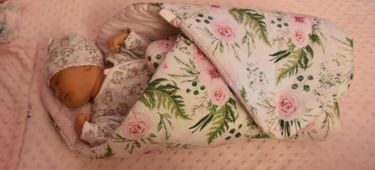 Aniela pierwszą brzozowianką urodzoną w 2021 roku! (ZDJĘCIA)