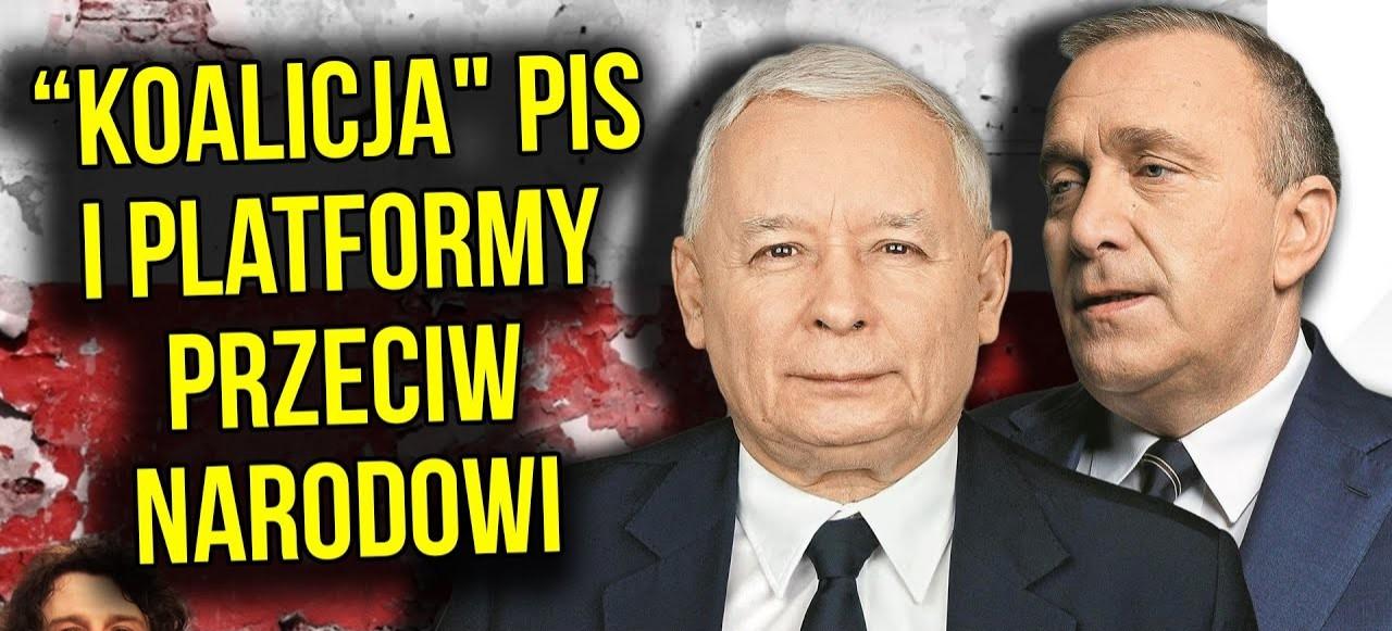 KONTROWERSJE: Koalicja PIS i PO przeciw Polakom pod pozorem walki z KORONOWIRUSEM? (video)