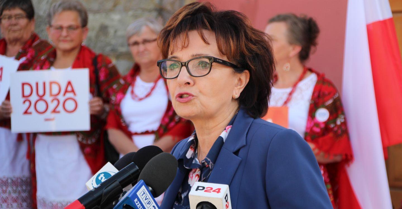 Marszałek Sejmu w Brzozowie: Przed nami bardzo ważny wybór. Potrzebna mobilizacja! (VIDEO, ZDJĘCIA)