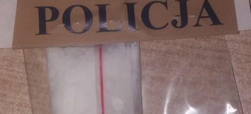 Zaatakował policjanta, drugi miał przy sobie amfetaminę