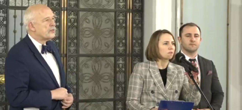 KONFEDERACJA: Polska powinna pójść własną drogą transformacji energetycznej! (VIDEO)