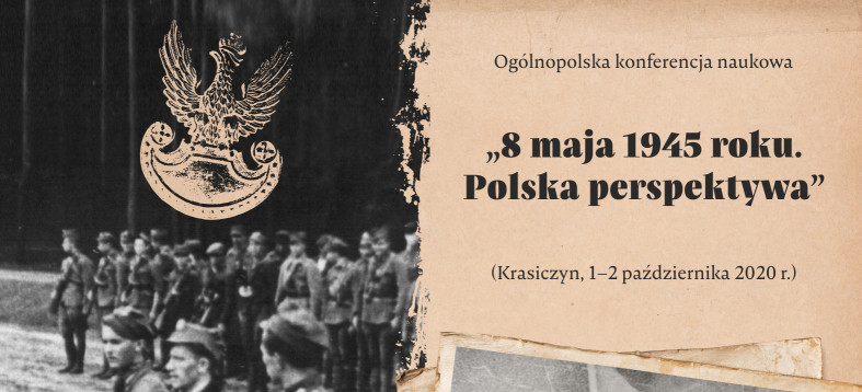 """Konferencja naukowa """"8 maja 1954 roku. Polska perspektywa"""""""