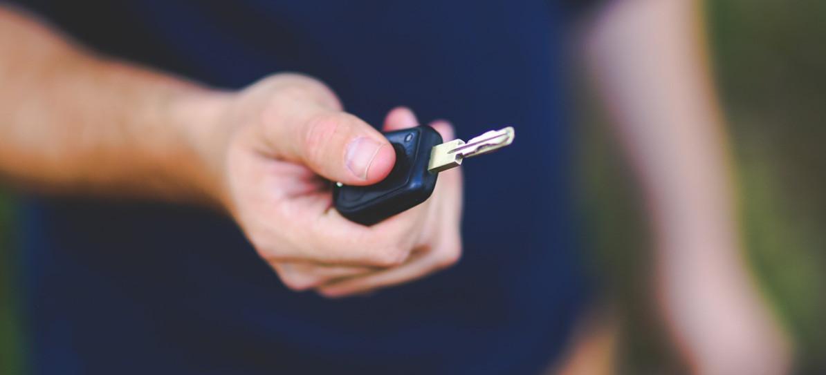 BRZOZÓW: Wzorowa postawa. Odebrał kluczyki pijanemu kierowcy