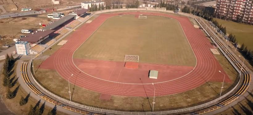 RZESZÓW: Ruszyły prace na stadionie Resovii (WIDEO)