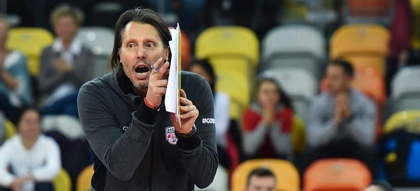 Szkoleniowiec Asseco Resovii trenerem roku w Estonii