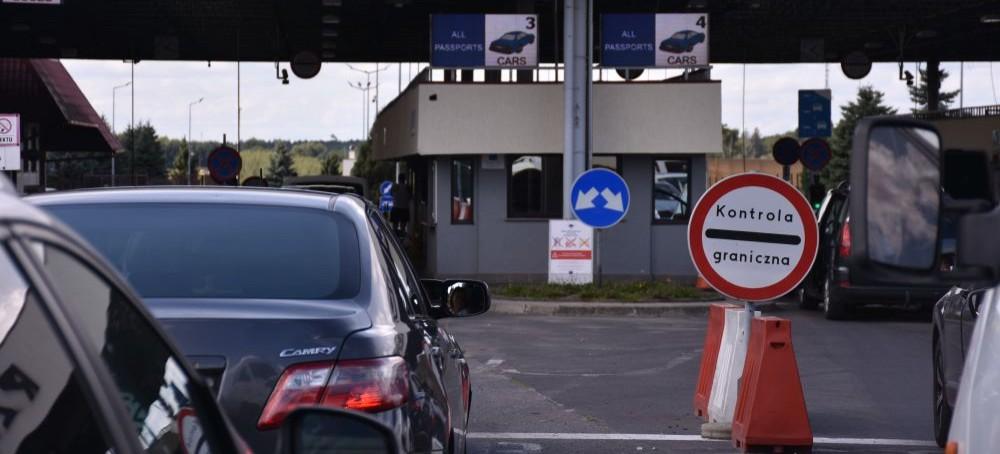 Na granicy zatrzymano mężczyznę poszukiwanego przez Interpol