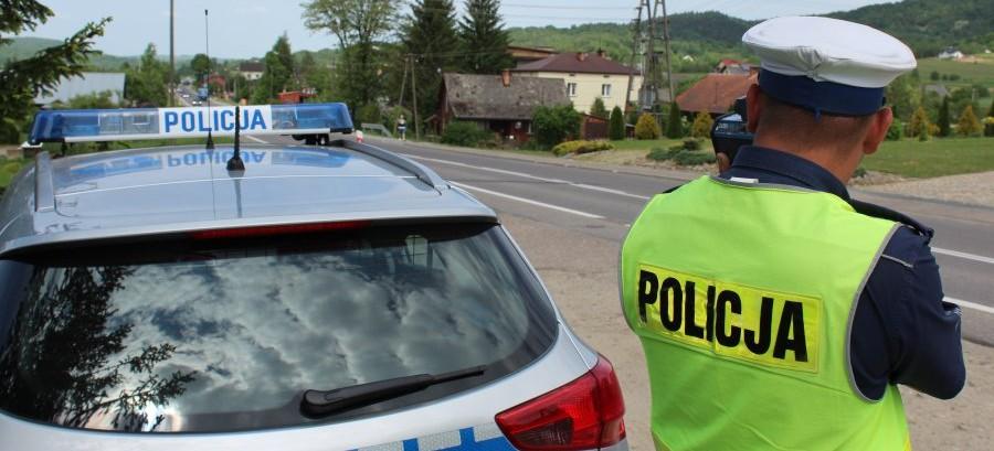 """Policyjna akcja """"Prędkość"""". Poleciały prawa jazdy"""