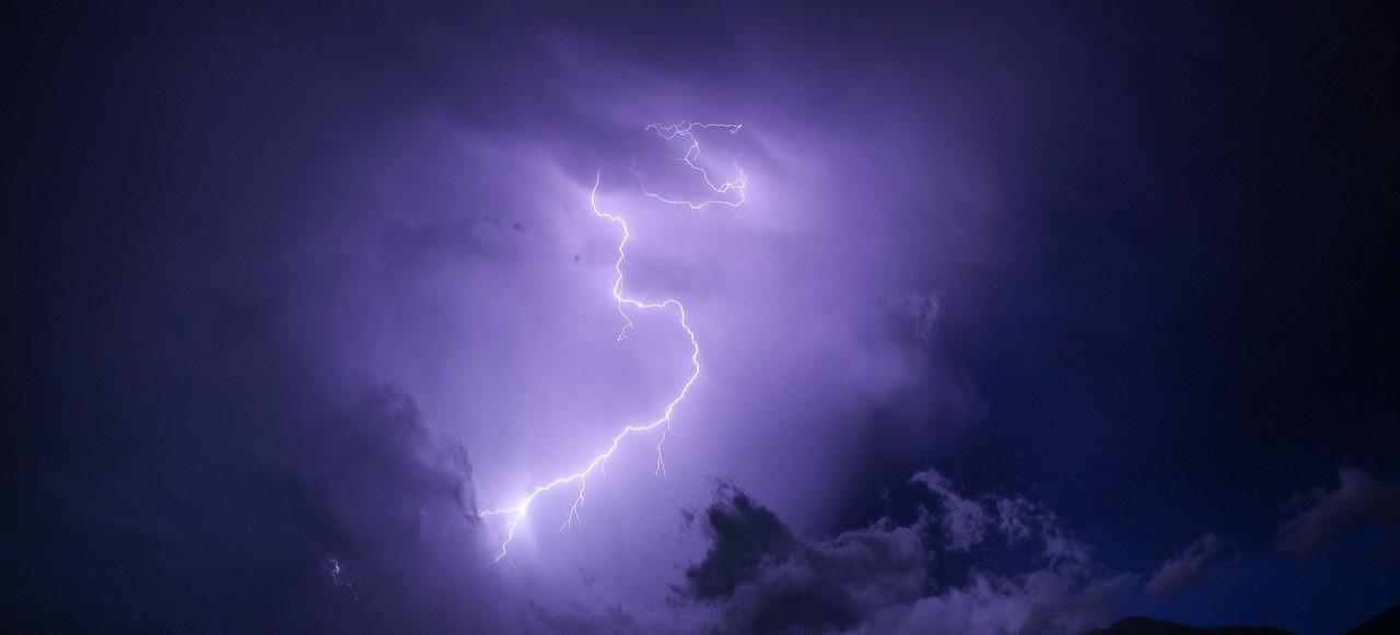 Prognozowane burze z gradem. Porywisty wiatr