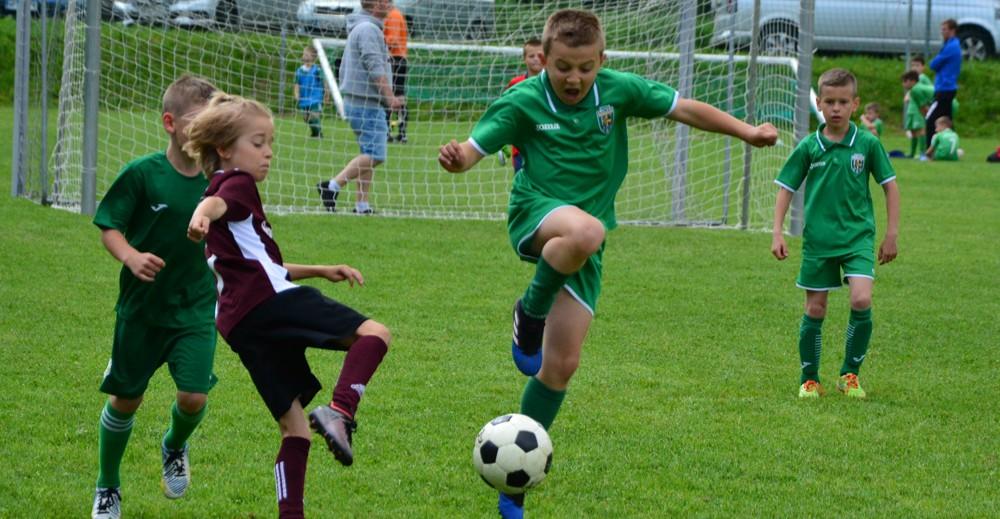 Zakończył się Międzynarodowy Festiwal Piłkarstwa Dziecięcego na terenie Gminy Rymanów i Gminy Zarszyn. (ZDJĘCIA)