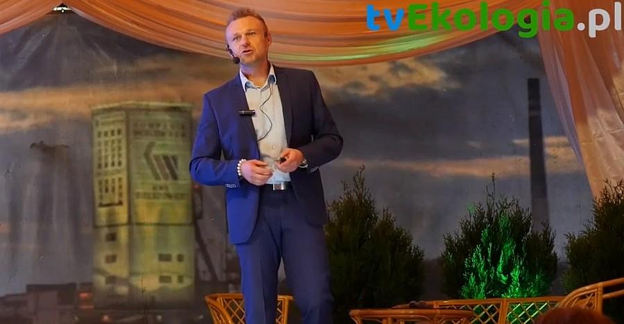 TARGI PEŁNIA ZDROWIA: Jak ważna jest dla nas woda? Wykład Andrzeja Kawki (VIDEO)