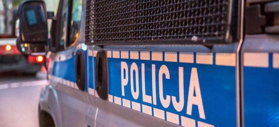 Policyjny pościg za 16-latkiem. Miał ze sobą amfetaminę
