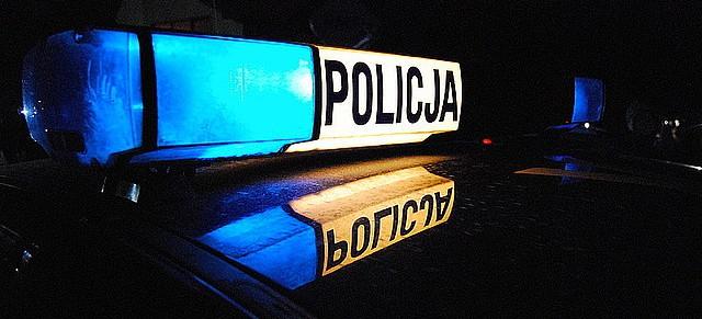 TARNOBRZEG: Tragiczny wypadek. Zginął pieszy i motocyklista
