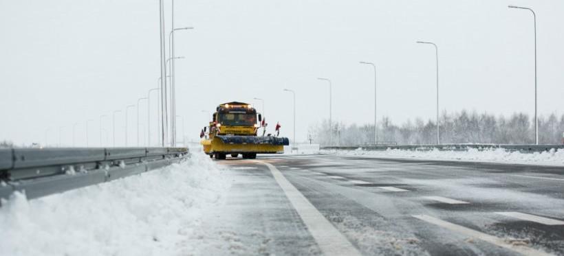 PODKARPACIE. Zima nie zaskoczy drogowców? GDDKiA gotowa do utrzymania dróg