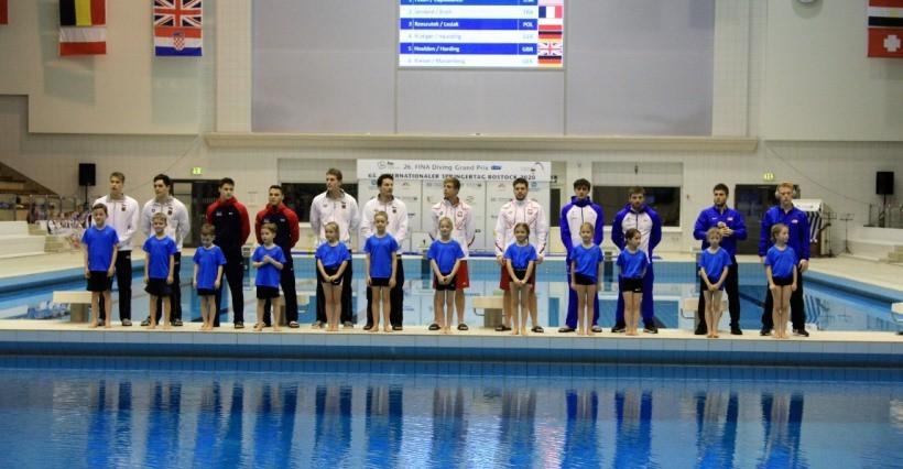 Świetny występ rzeszowskich skoczków do wody w Pucharze Świata!