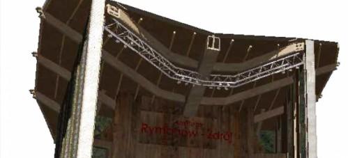W Rymanowie-Zdroju powstaje amfiteatr (ZDJĘCIA)