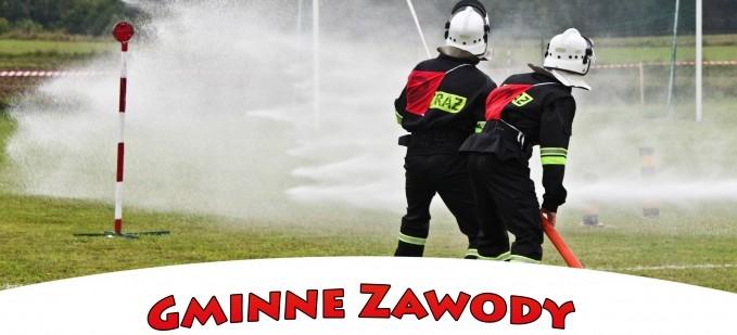 Zawody sportowo-pożarnicze w Łodynie