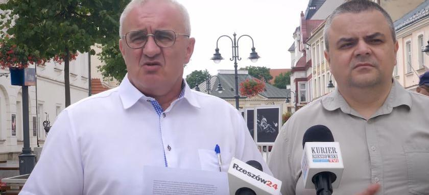 Eksperymenty na zdrowych dzieciach z Podkarpacia? Radny Kotula i mecenas Skurzak (VIDEO)