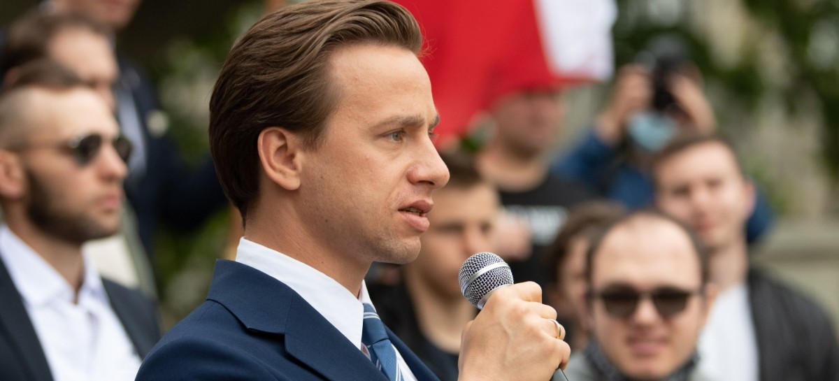 Krzysztof Bosak żąda obniżenia podatku VAT