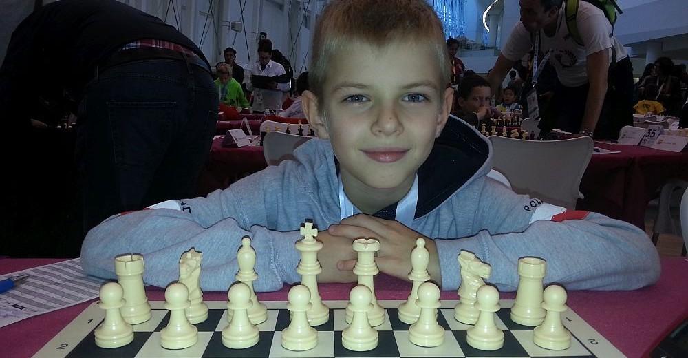 Mistrzostwa Świata w szachach. Ambitna gra Pawełka z Humnisk (FOTO)
