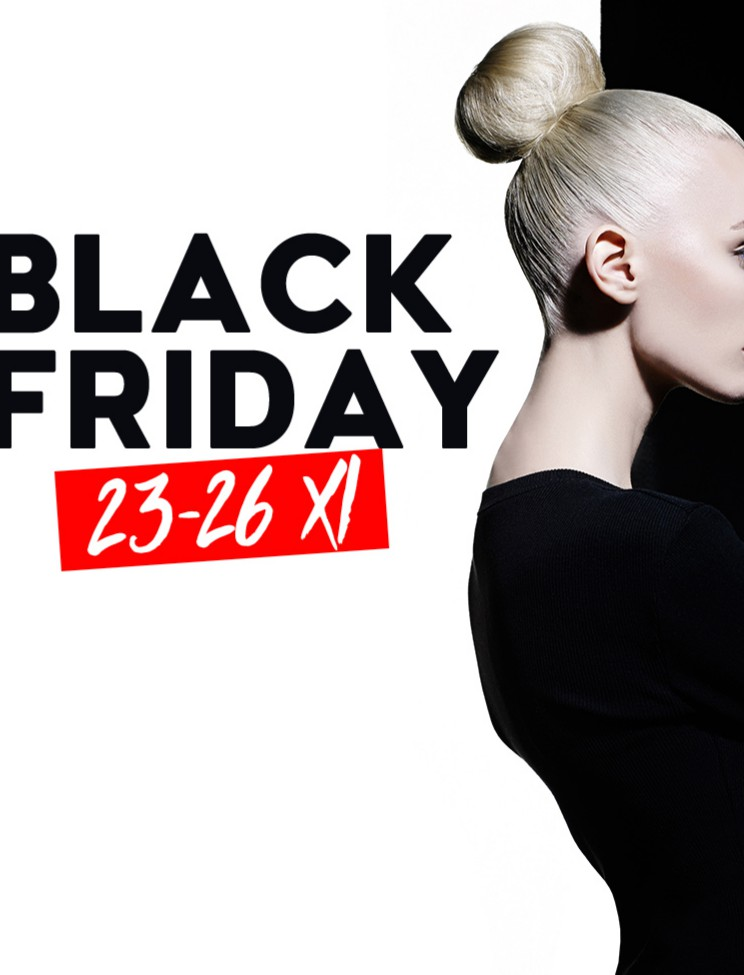 BLACK FRIDAY w Galerii Rzeszów. Rabaty do 70%!