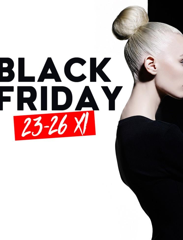 BLACK FRIDAY w Galerii Rzeszów. Rabaty do 70%!
