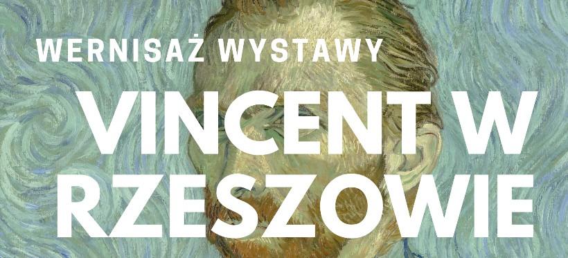 """Wystawa malarstwa """"Vincent"""" w Rzeszowie"""