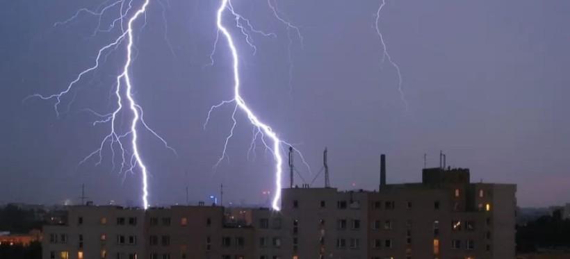 REGION: Uwaga! Ostrzeżenie przed burzami z silnymi wiatrem!