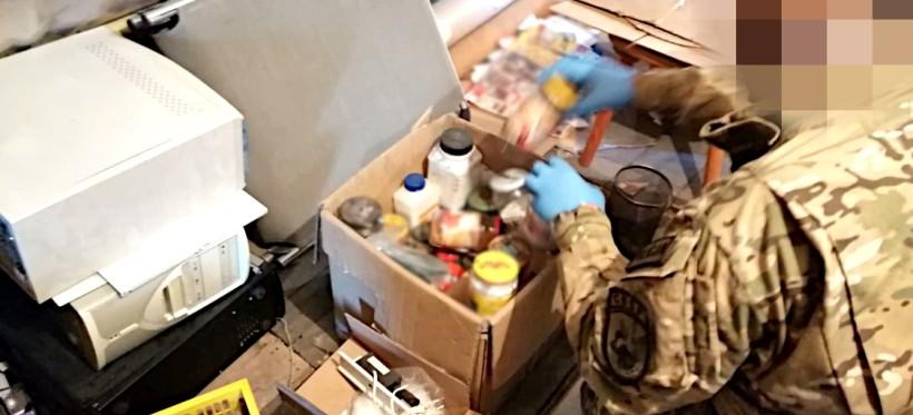 CBŚP przejęło materiały wybuchowe. M.in. na Podkarpaciu (FOTO, WIDEO)