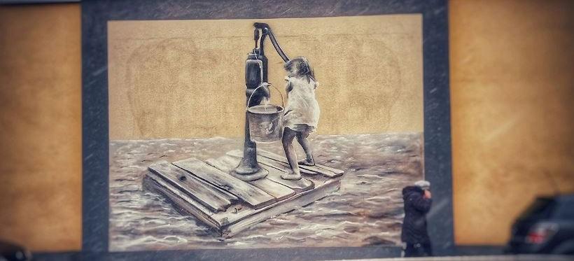 Nowy mural w Rzeszowie. Zobaczcie zdjęcia! (FOTO)