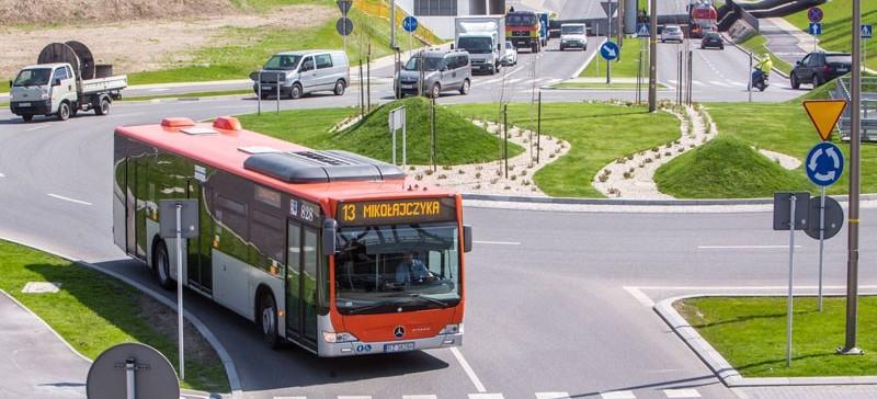 Rzeszów: Objazdy dla autobusów komunikacji miejskiej