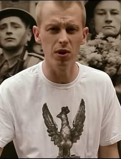 """""""Rap Dla Niepodległej"""". Koncert Tadka Polkowskiego w sanockiej PWSZ"""
