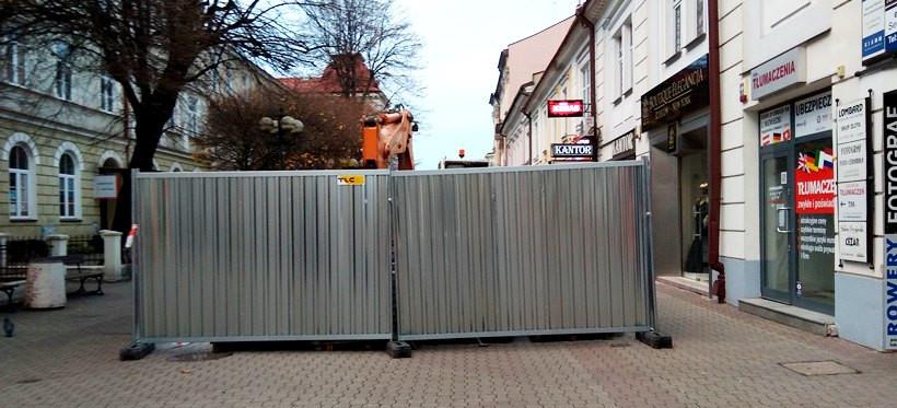 RZESZÓW. Archeolodzy rozpoczęli prace na ul. Grunwaldzkiej (FOTO)