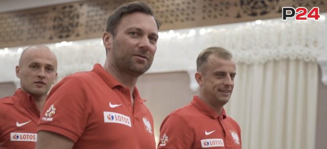 CZWARTEK W ARŁAMOWIE: Piłkarze walczą o miejsce na mundial. Problemy Glika i Skorupskiego (FILM)