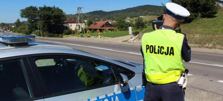 SANOK: 7 kierowców straciło prawo jazdy!