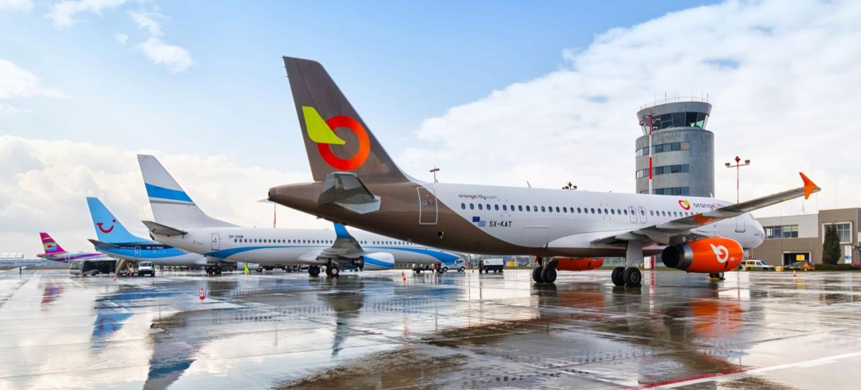 Lotnisko w Jasionce. Prawie 800 tys. pasażerów (ZDJĘCIA)