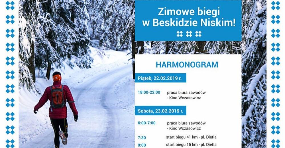 I edycja Łemkowyna Winter Trail. Coś dla biegaczy