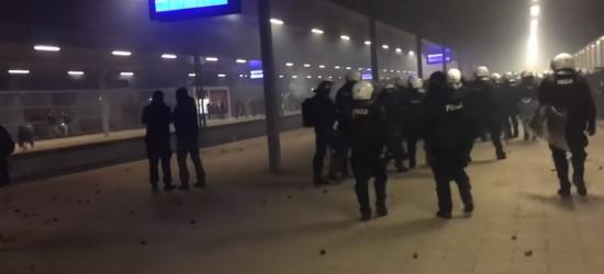 """GRZEGORZ BRAUN: """"Prowokacje i pacyfikacje! Dziennikarze spałowani po Marszu Niepodległości"""""""
